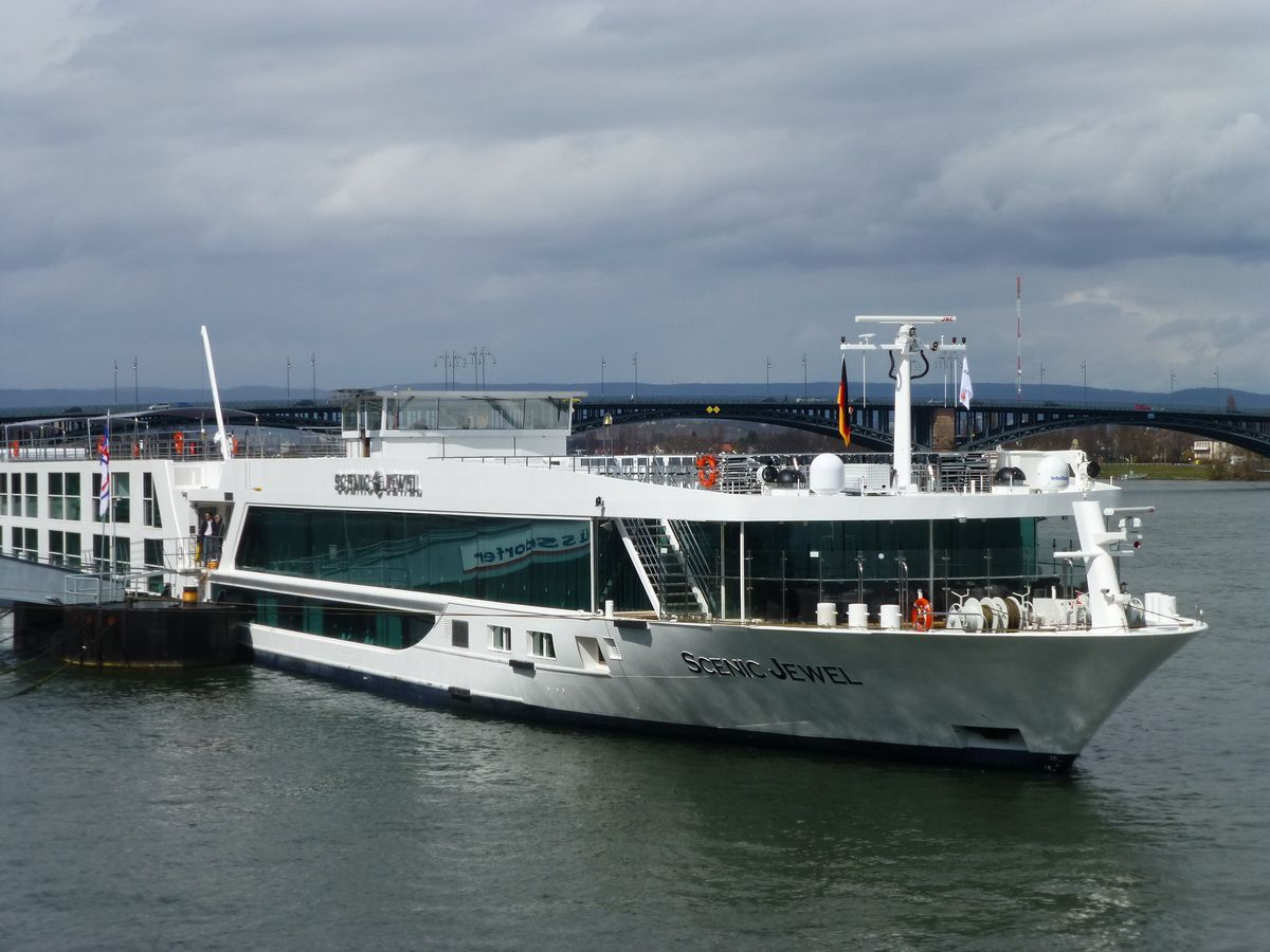 Sail in Luxury with Scenic Cruises