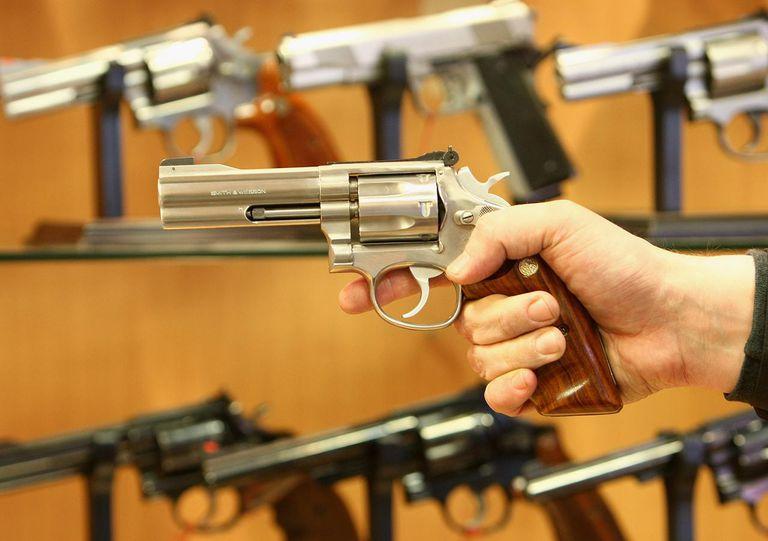 Winnenden Shootings Spark Gun Control Debate