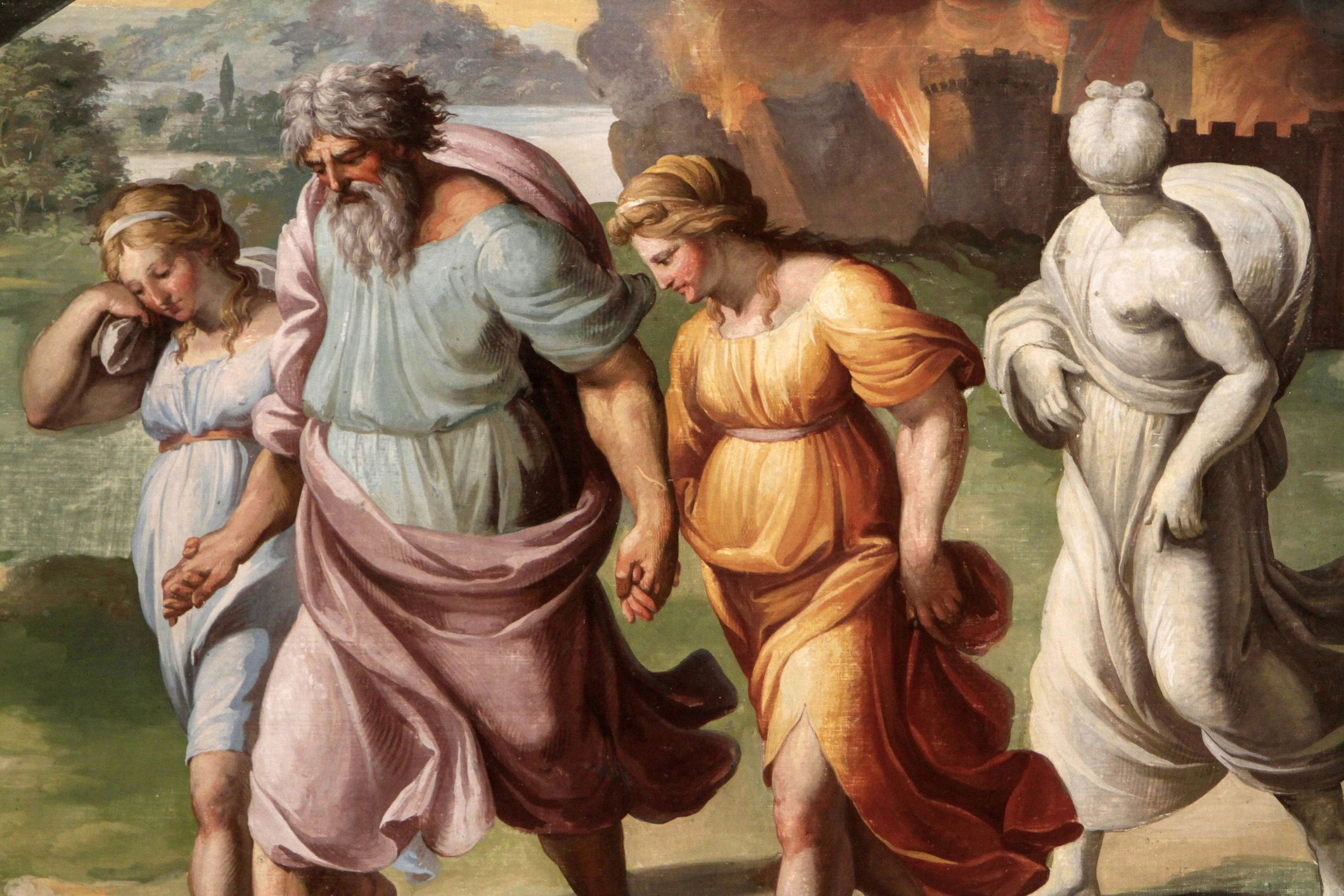sodom and gomorrah why did god destroy these cities