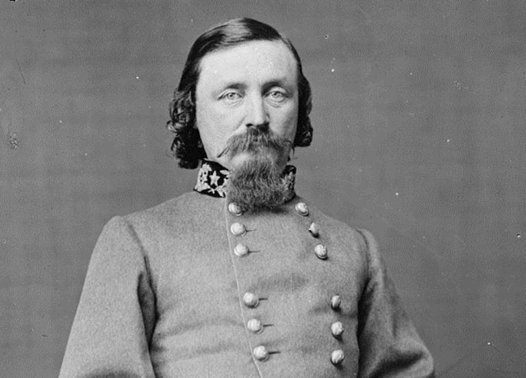 George Pickett during the Civil War