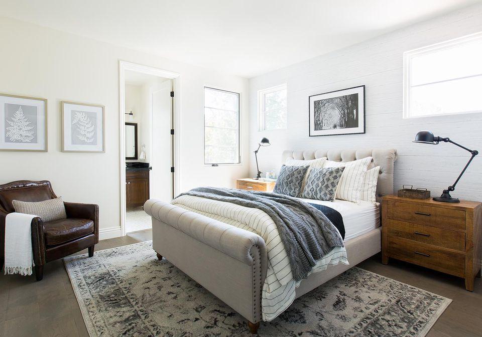 22 Modern Rustic Bedroom Decorating Ideas