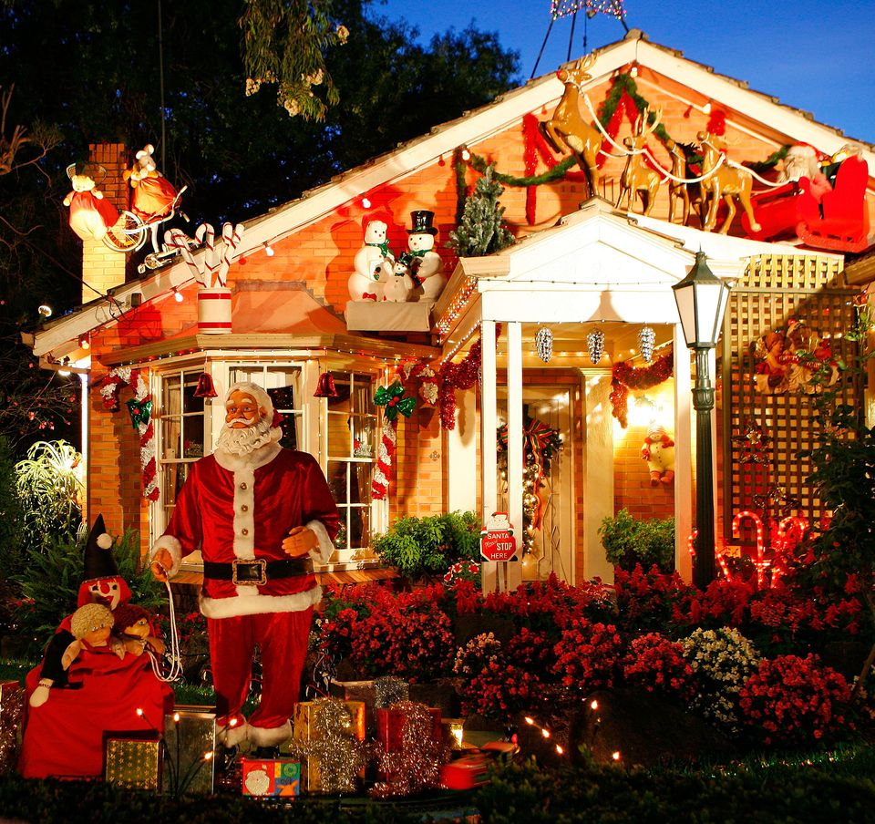 Houston Christmas Lights