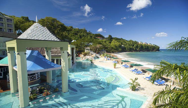 Sandals Regency La Toc St Lucia