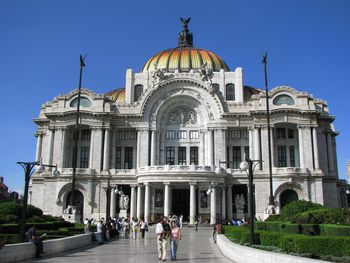 Top 10 mexico city sights not to miss palacio de bellas artes mexico city sciox Gallery