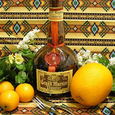grand, marnier, orange, liqueur, recipes, receipts