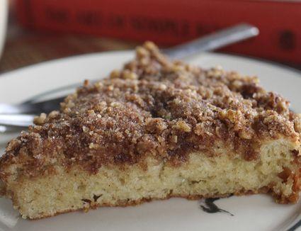 Polish Coffee Cake Placek Z Kruszonka Recipe