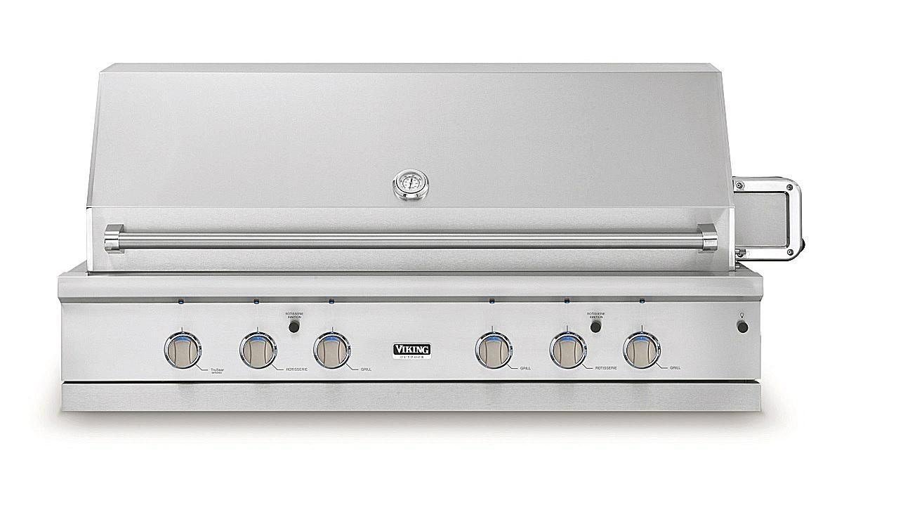 Converting a gas grill to lava rocks viking ultra premium 54 inch built in gas grill dailygadgetfo Images
