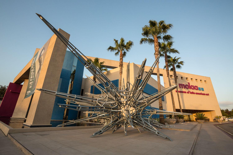 Latin American Art Museum In Long Beach