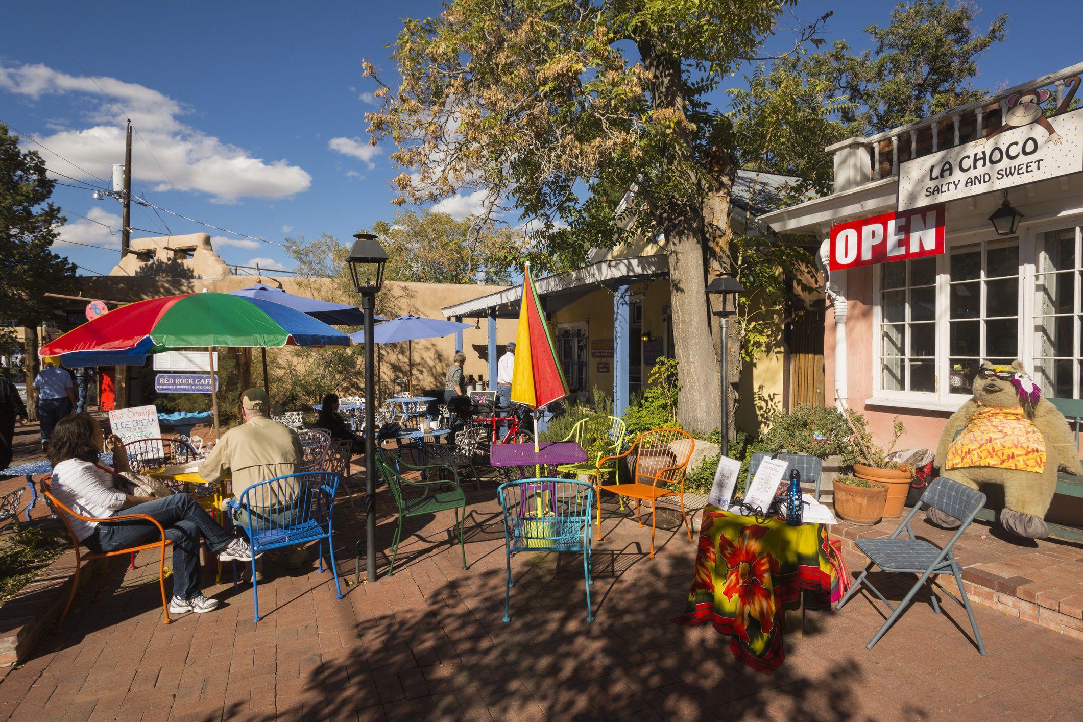 Best Restaurants On Central Albuquerque