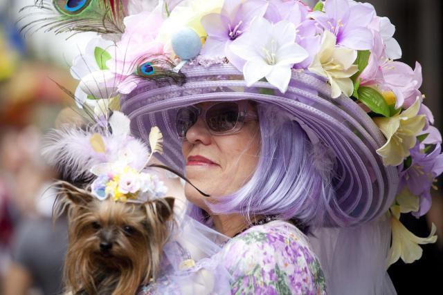 Easter Bonnet Festival