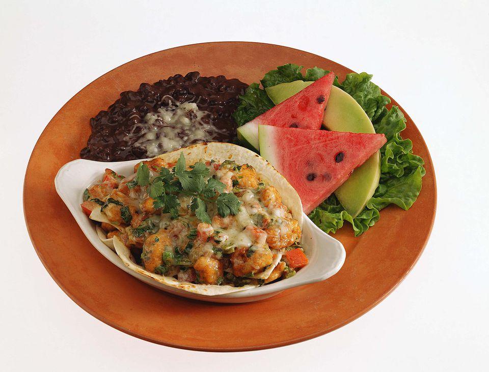 Chicken Santa Fe Casserole