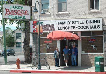Reno Nevada Basque restaurants Basque food dining family style eating out