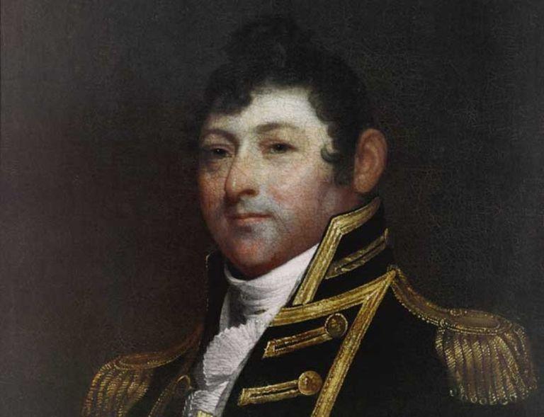 Isaac Hull, USN