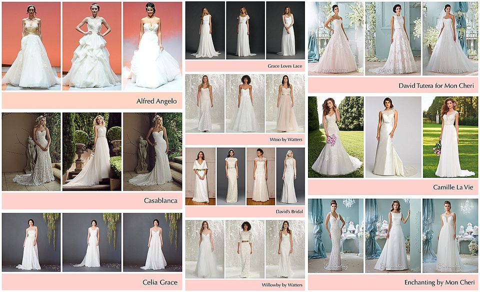 Affordable Wedding Gown Designers