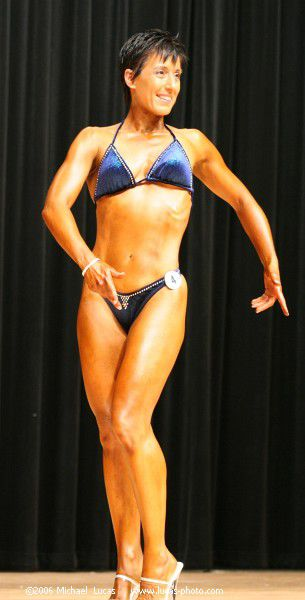 Diana Sadtler Competing At The 06 All South