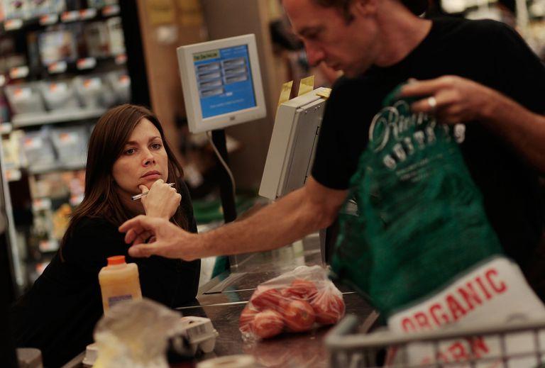 grocery bagger job description
