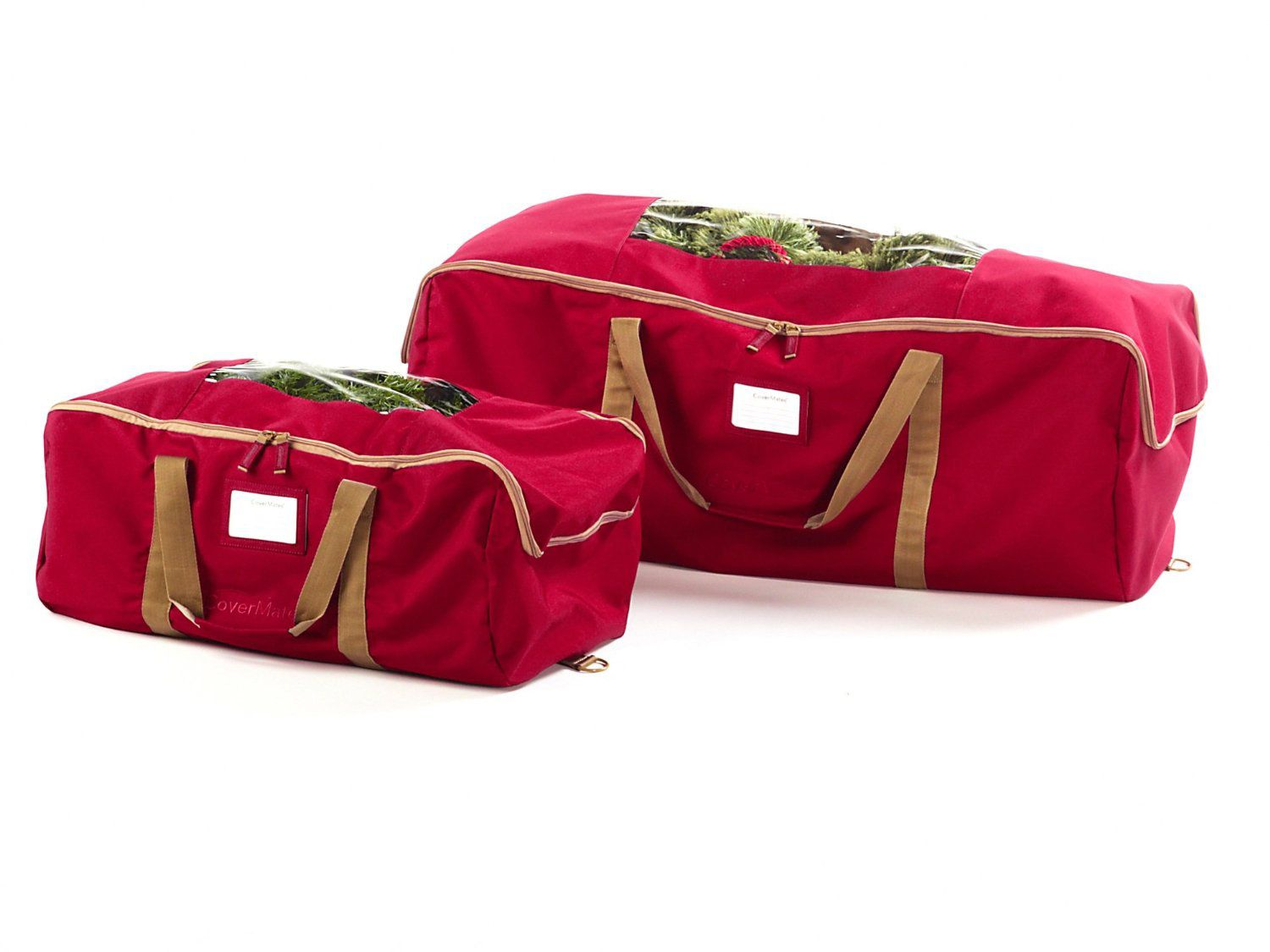 storage solutions for your artificial christmas tree - Christmas Tree Bag