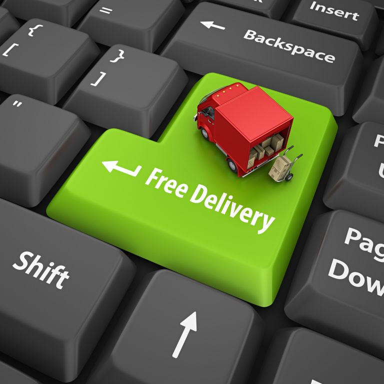 Six Free, Fast, Mobile Shipping Offers Capture Shipping Shopper Share