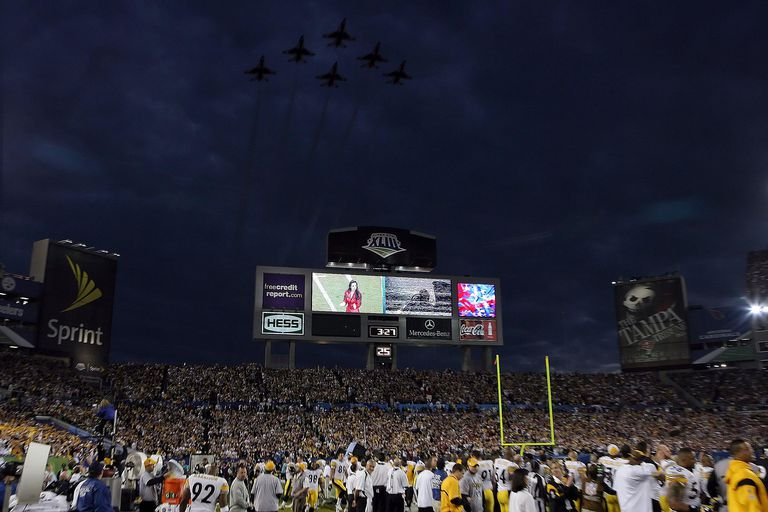 Air Force Flyover
