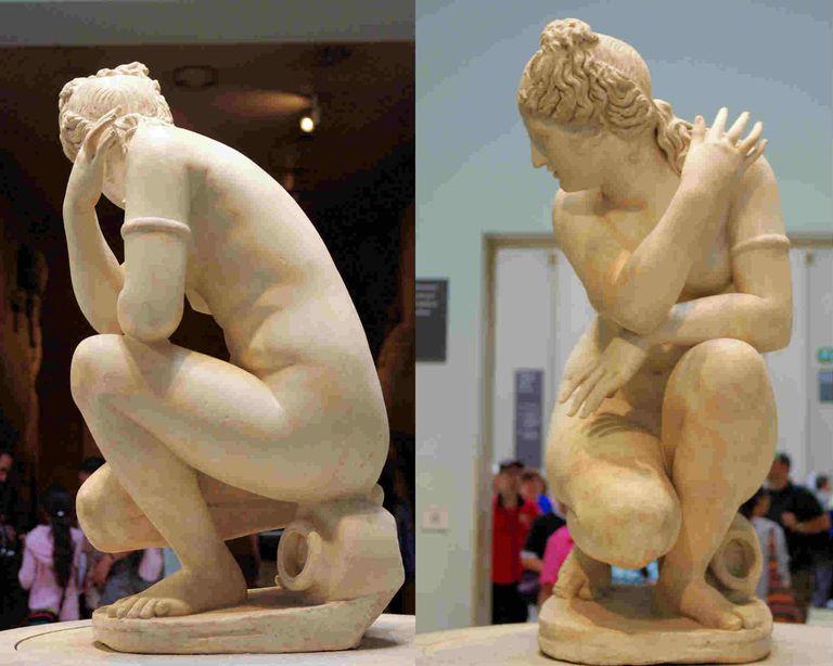 Aphrodite Bathing