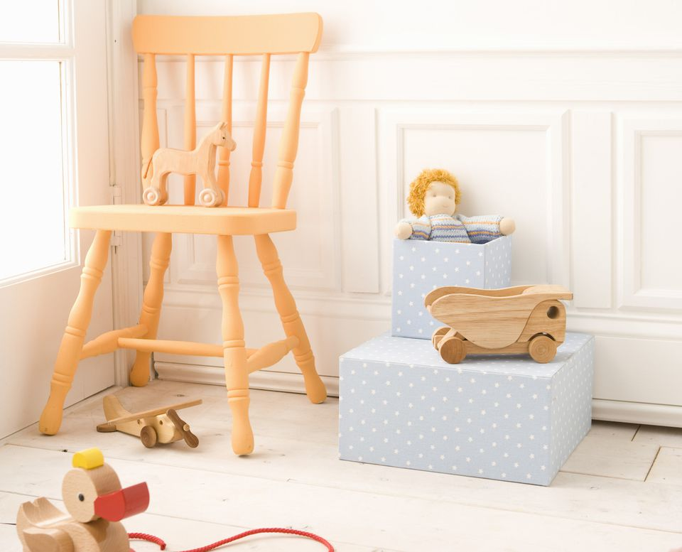 feng shui tips baby's room