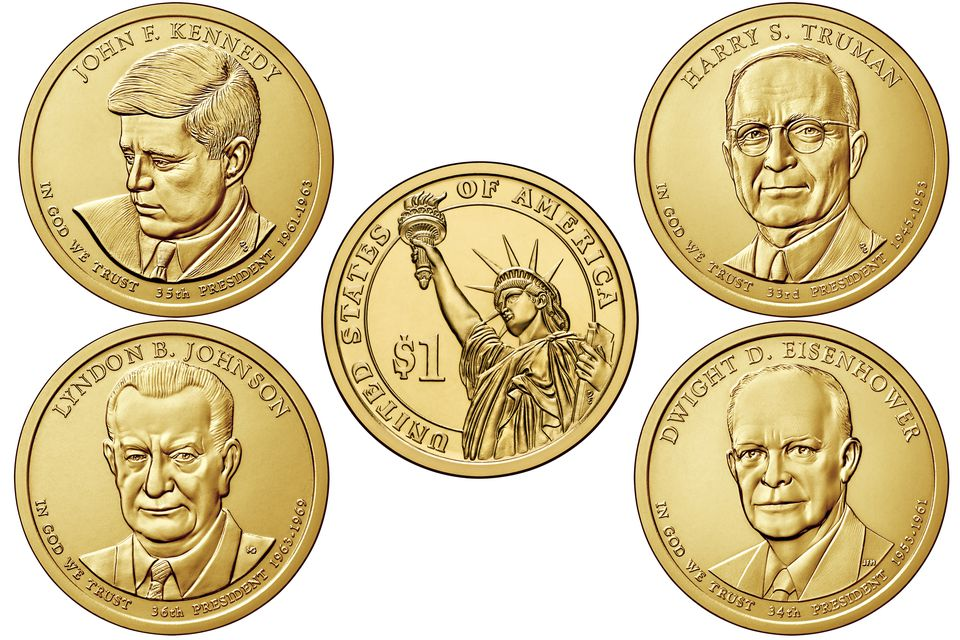 2015 United States Presidential Dollars