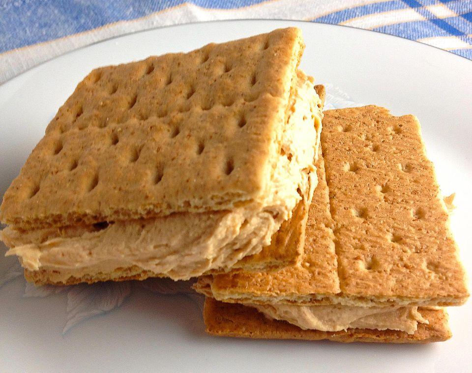 Graham Cracker Sandwiches Recipe