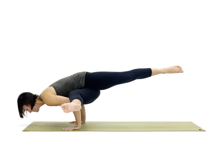 Advanced Yoga Pose Library