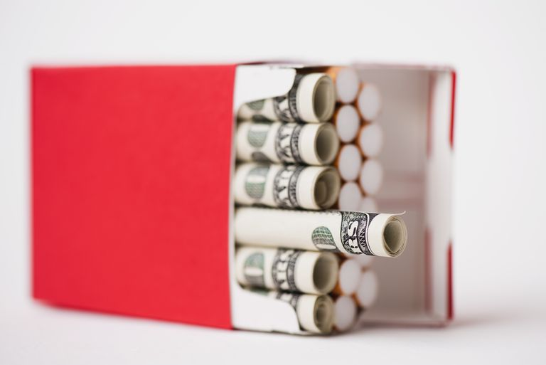 Smokers pay higher premiums under the ACA's tobacco surcharge