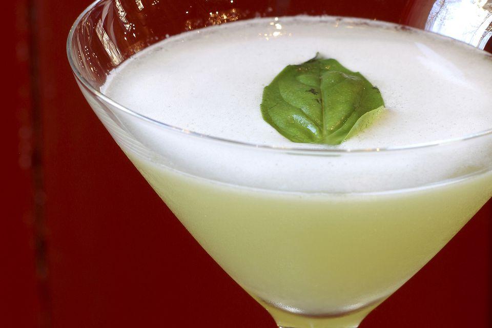 Milagro Tequila's El Pepino Cocktail