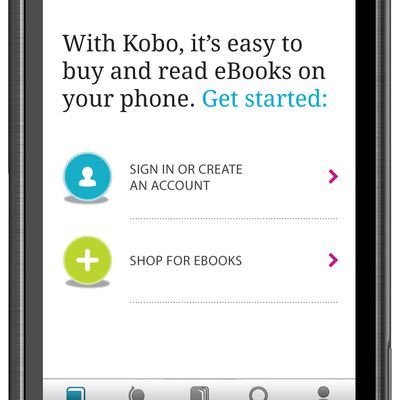 How to read books on your android review of the kobo app for android fandeluxe Choice Image