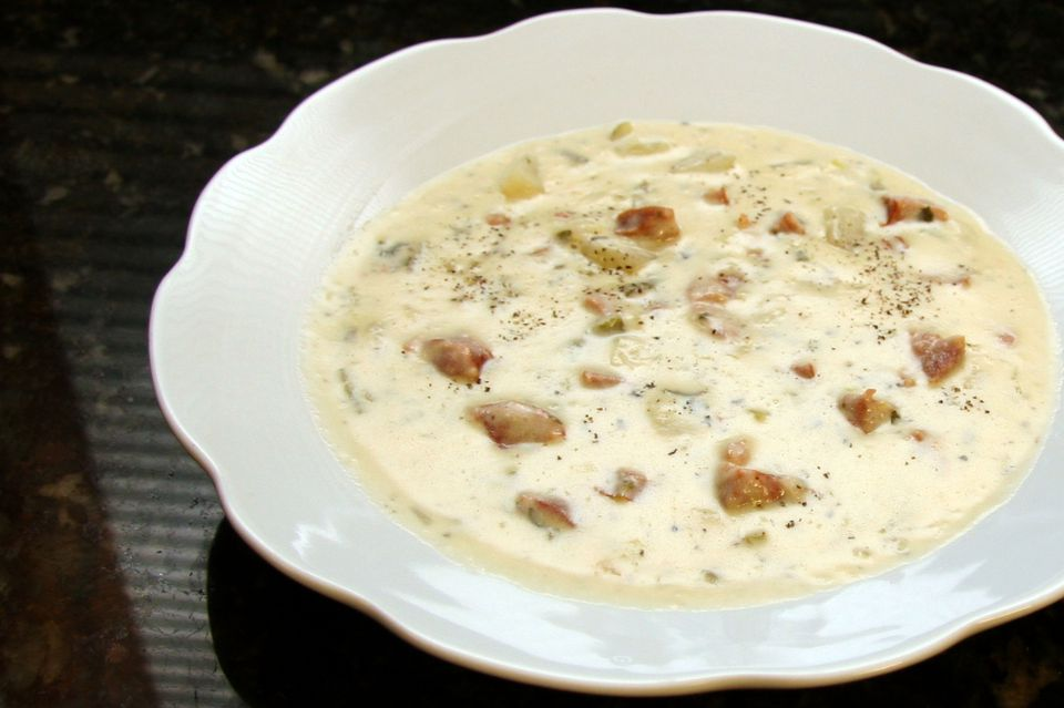 Potato Sausage Soup