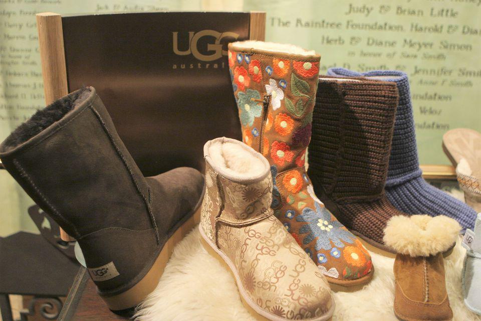 Ugg Boots Inside
