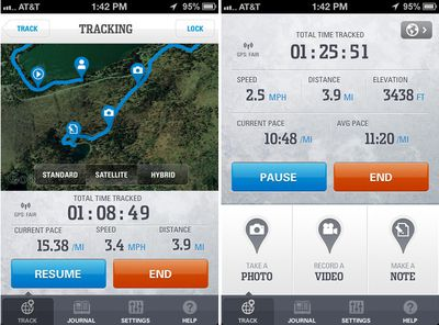 The Best Cycling Apps For IPhone - Current elevation app
