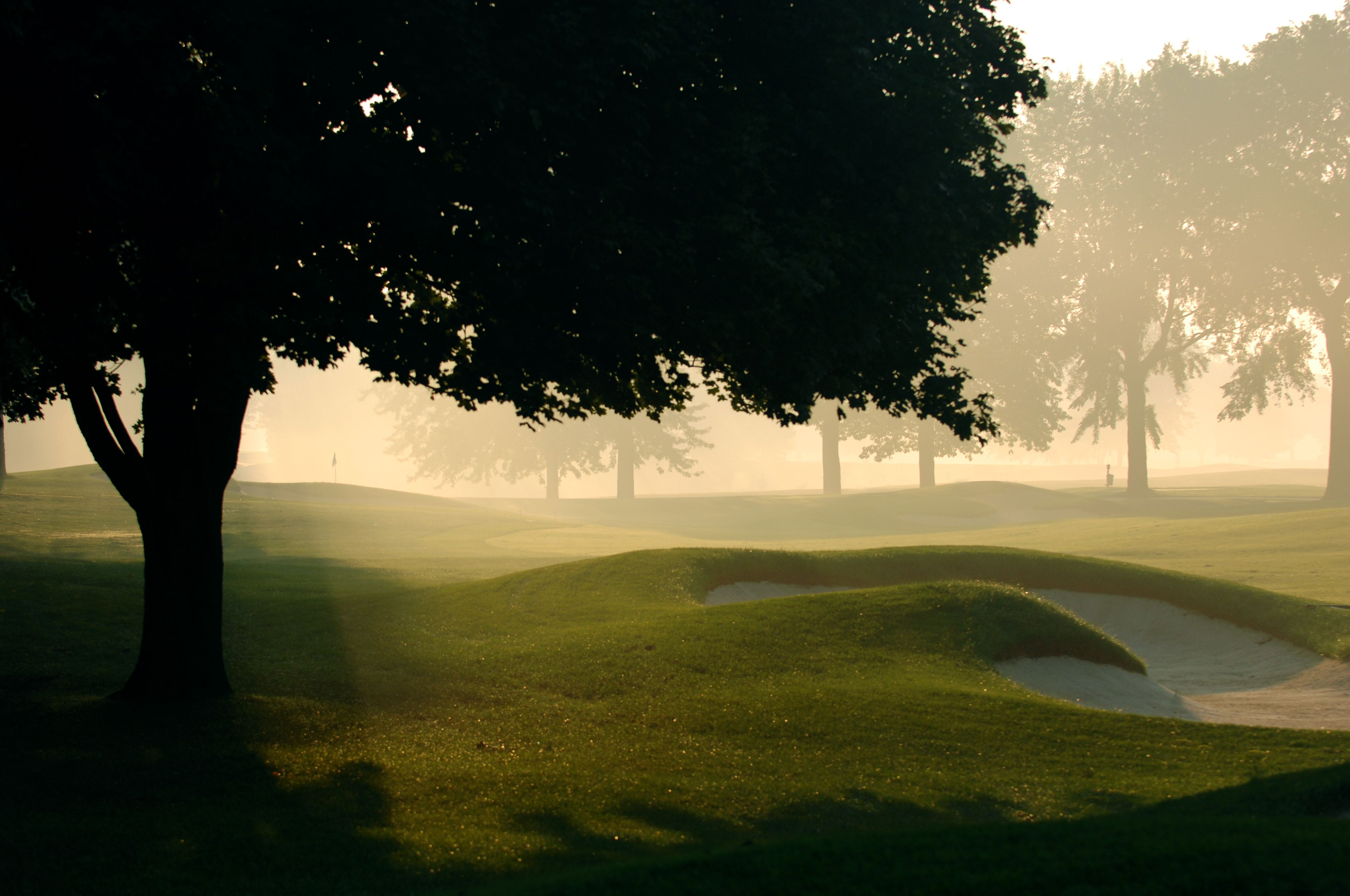 oakmont country club golf course facts and history