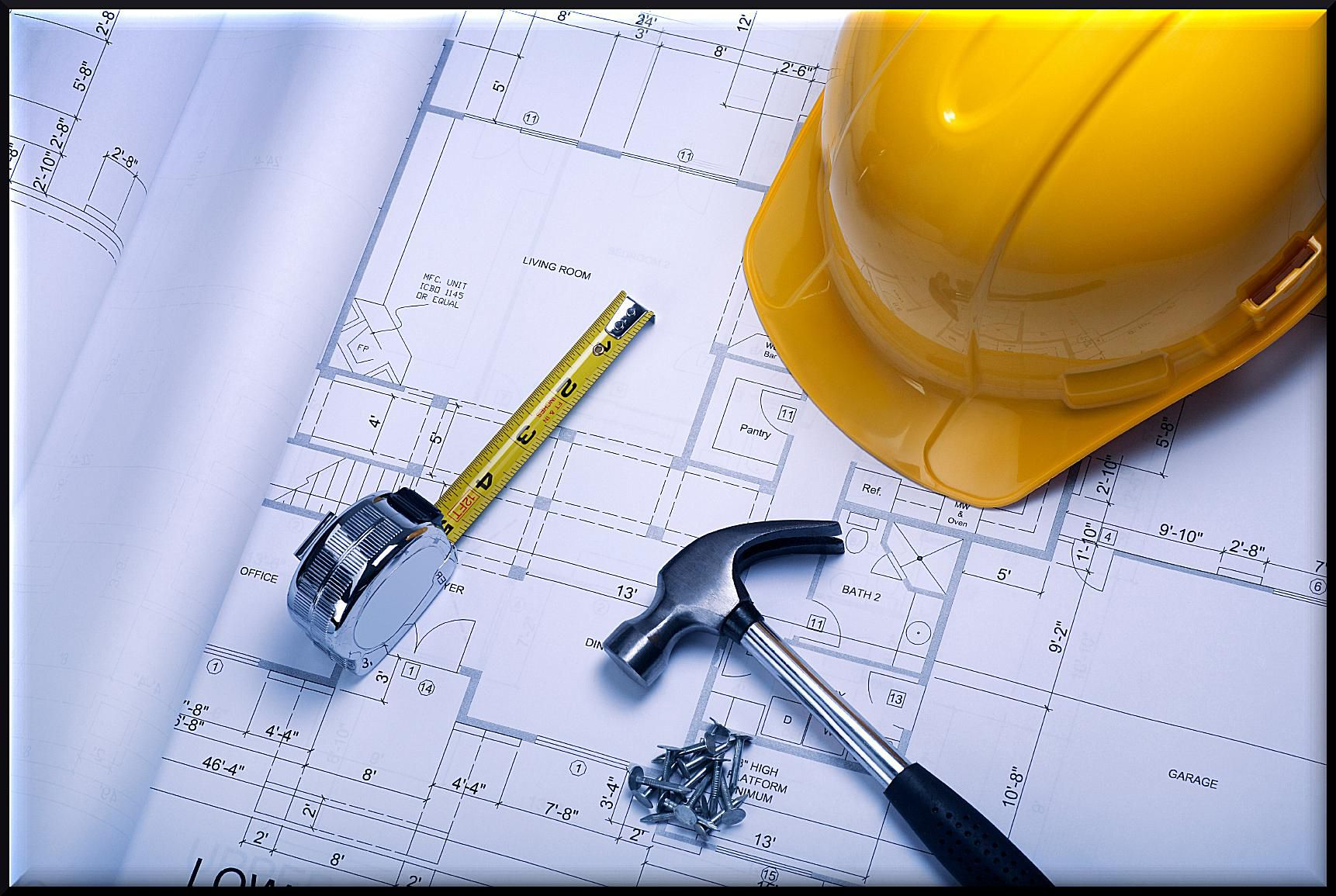 Схема контроля качества на отделочные работы