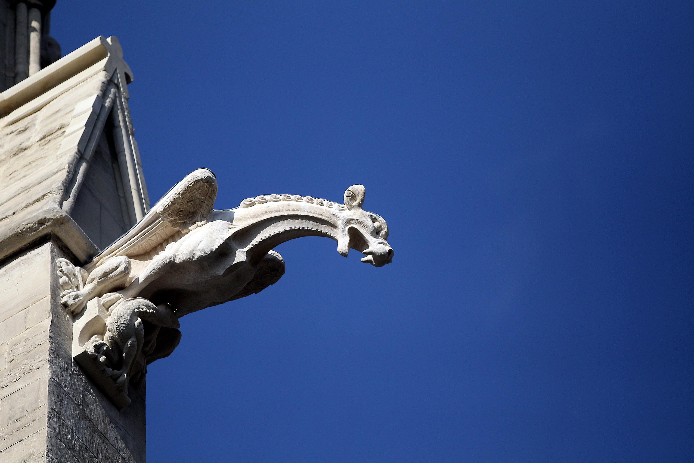 Gargoyles Maybe The Best Part Of Gothic Architecture