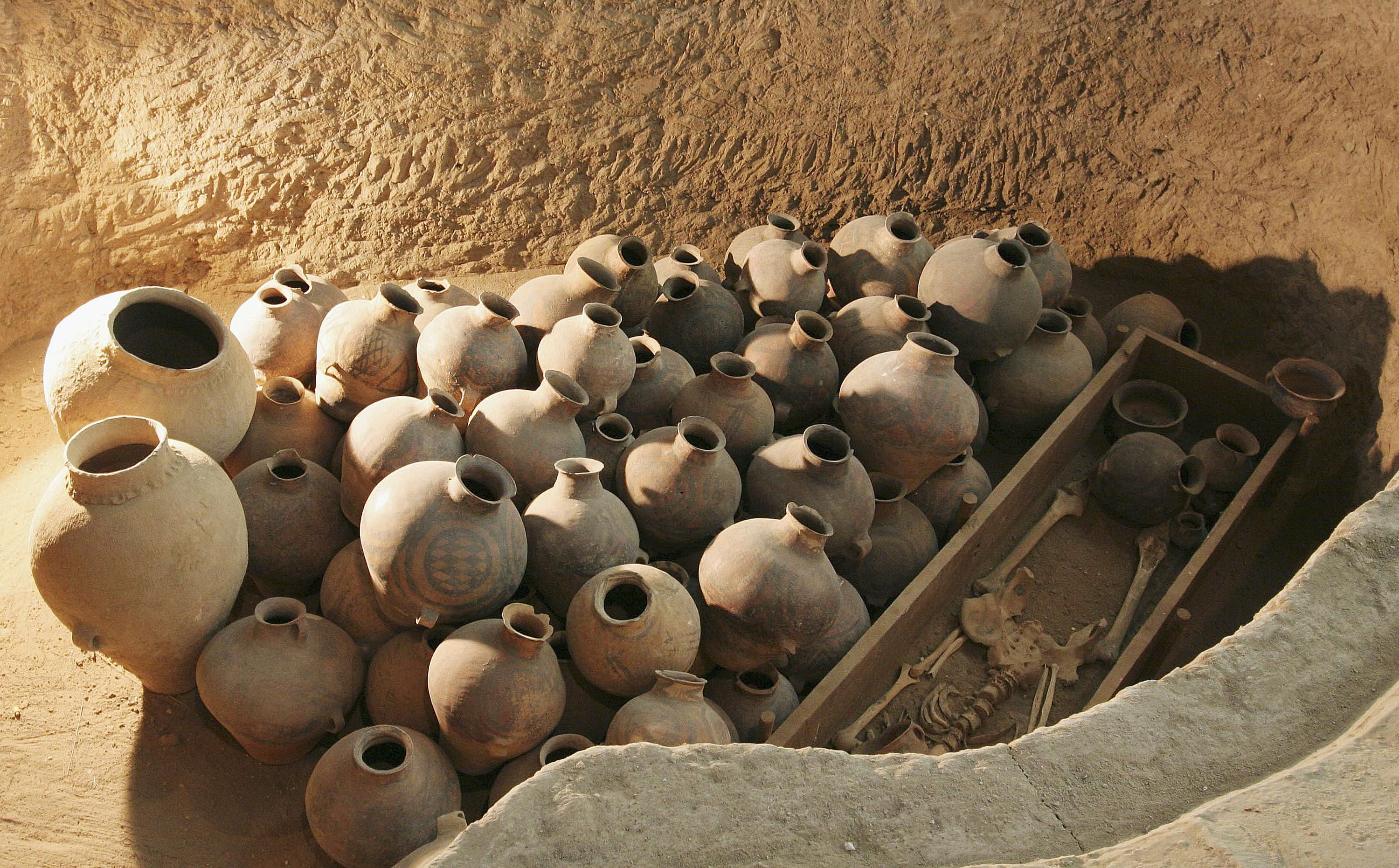 The History Of The Invention Of Pottery