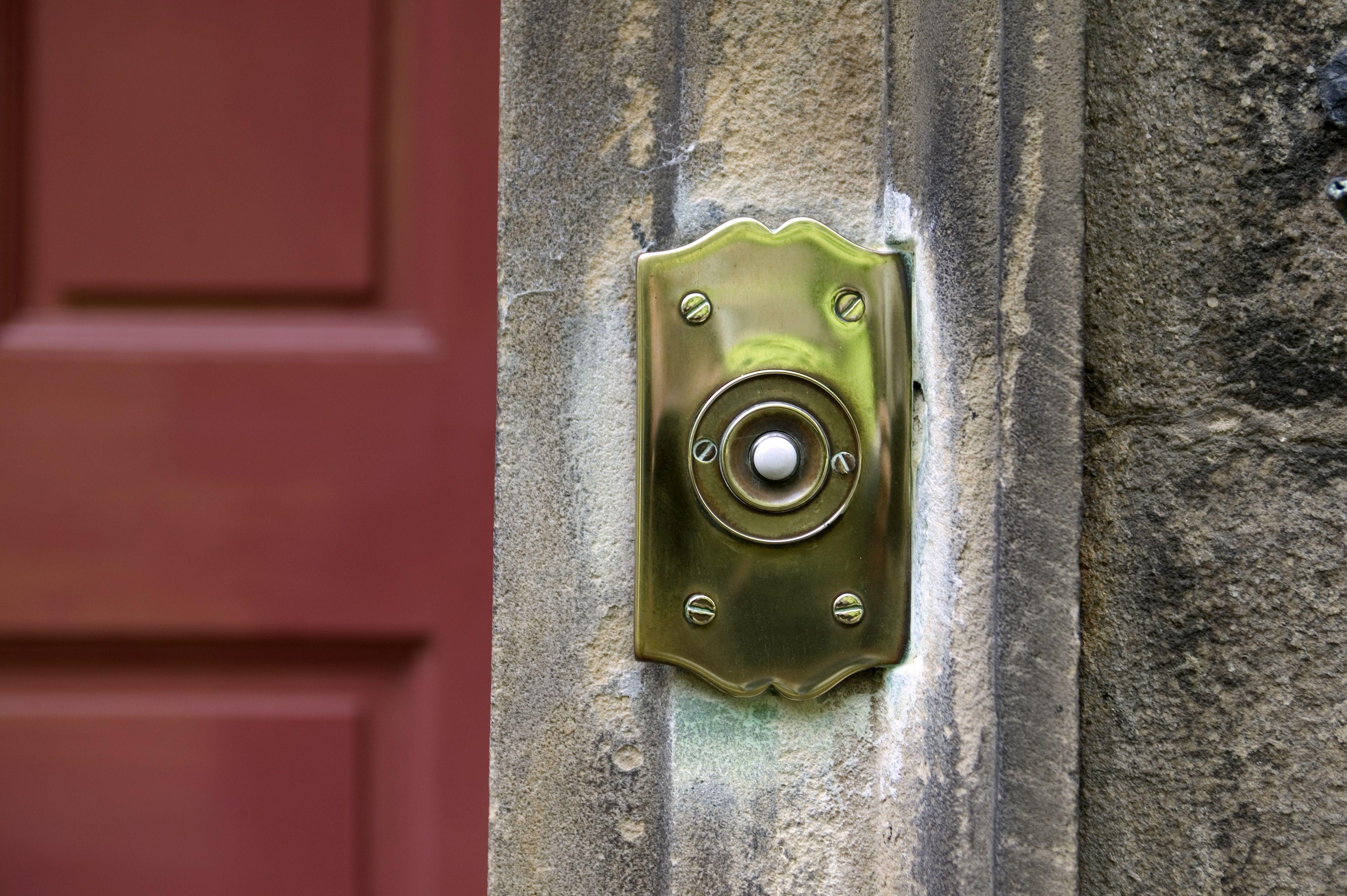 Homephone Doorbell Fon Door Inter