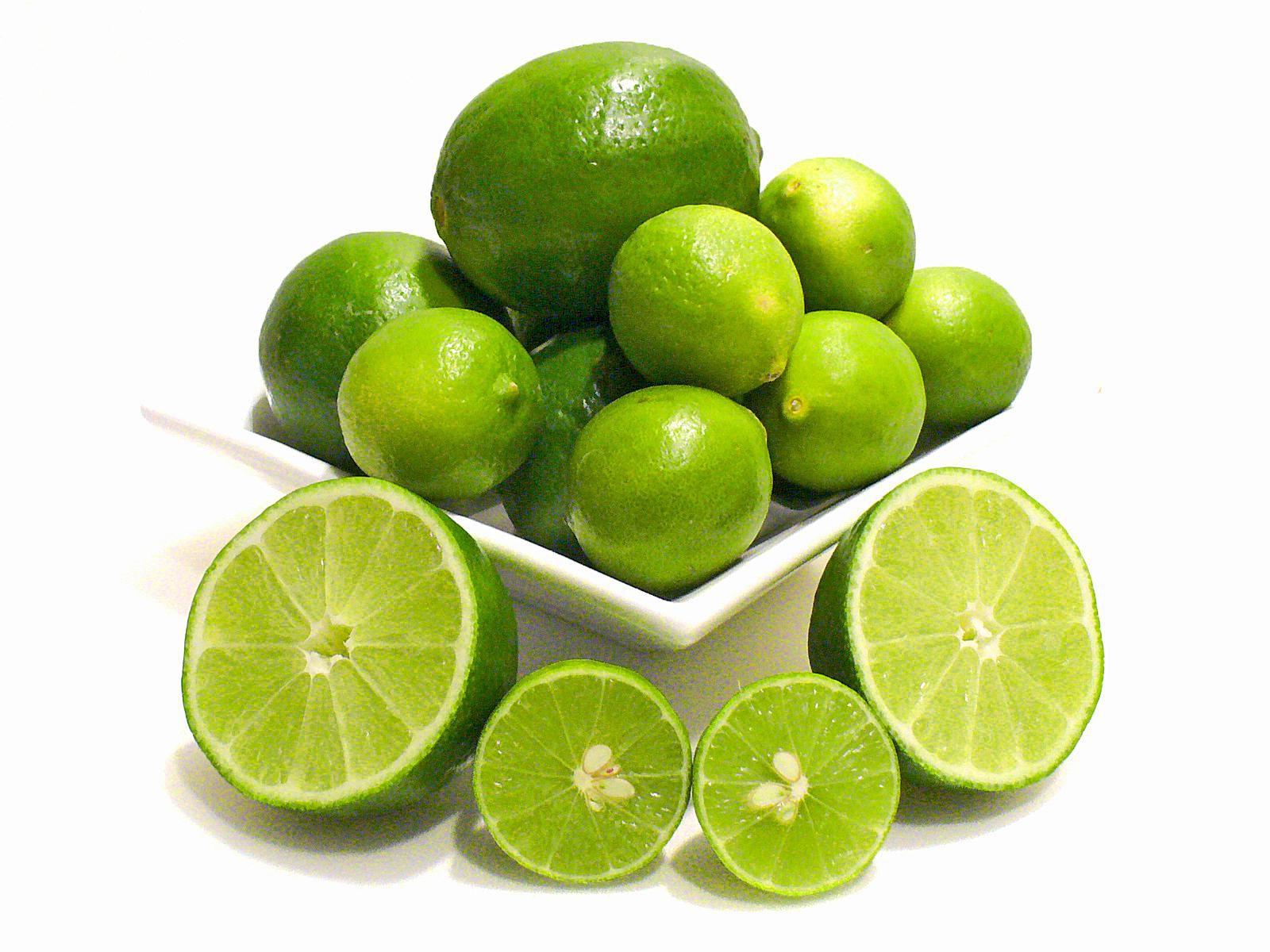 What are persian tahiti limes