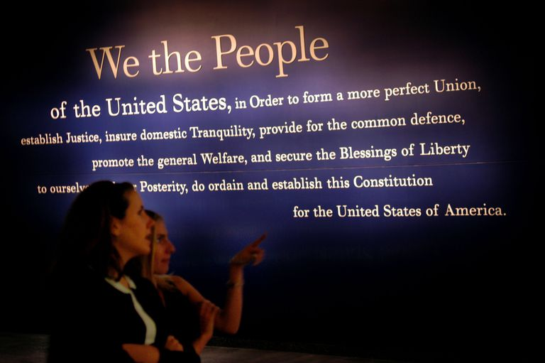 the importance of ratifying the constitution in the united states