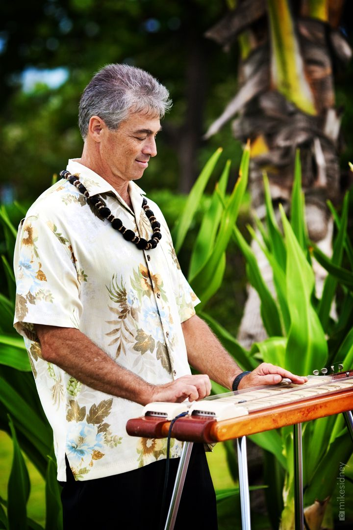 Joel Katz, Hawaiian Steel Guitar