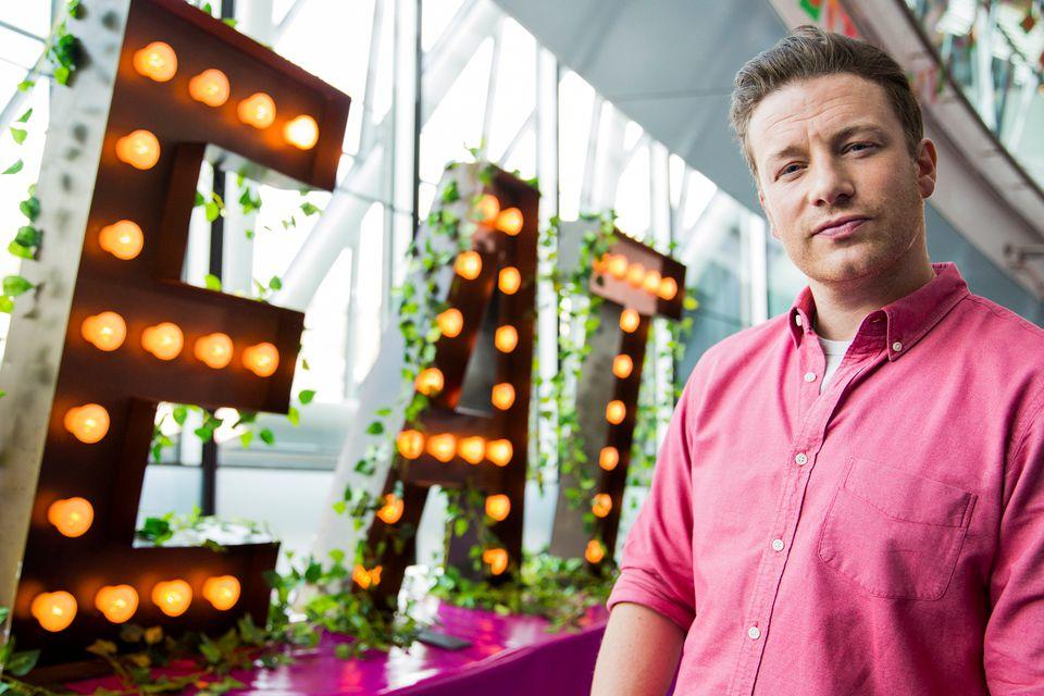 Jamie Oliver's Maison Publique is a Montreal British pub, his first North American venture.