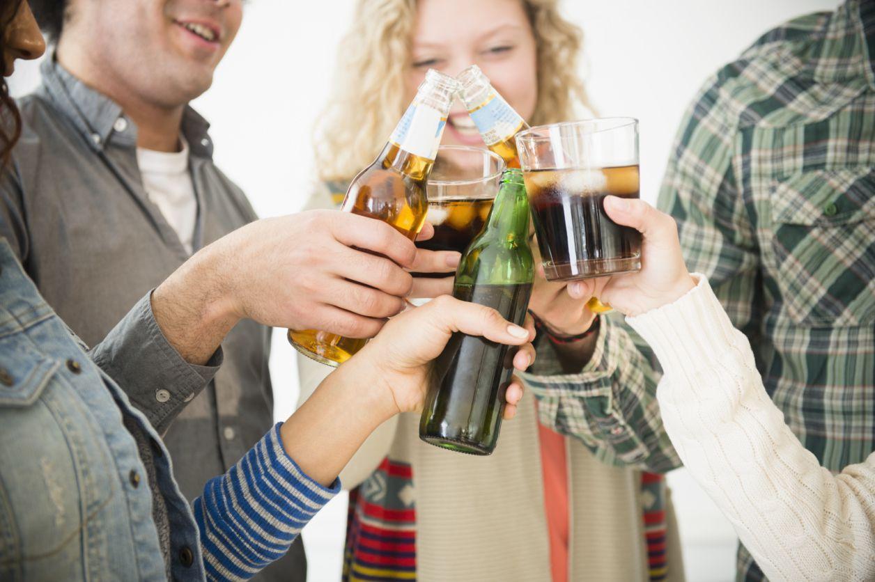 alcohol abuse among teenagers