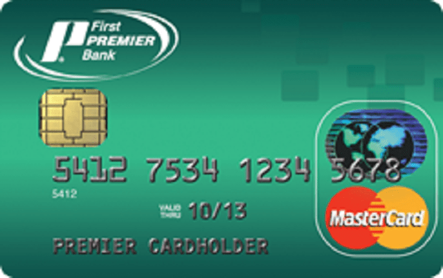 First Premier Credit Card Limit Increase