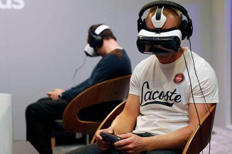 Samsung Gear VR Users