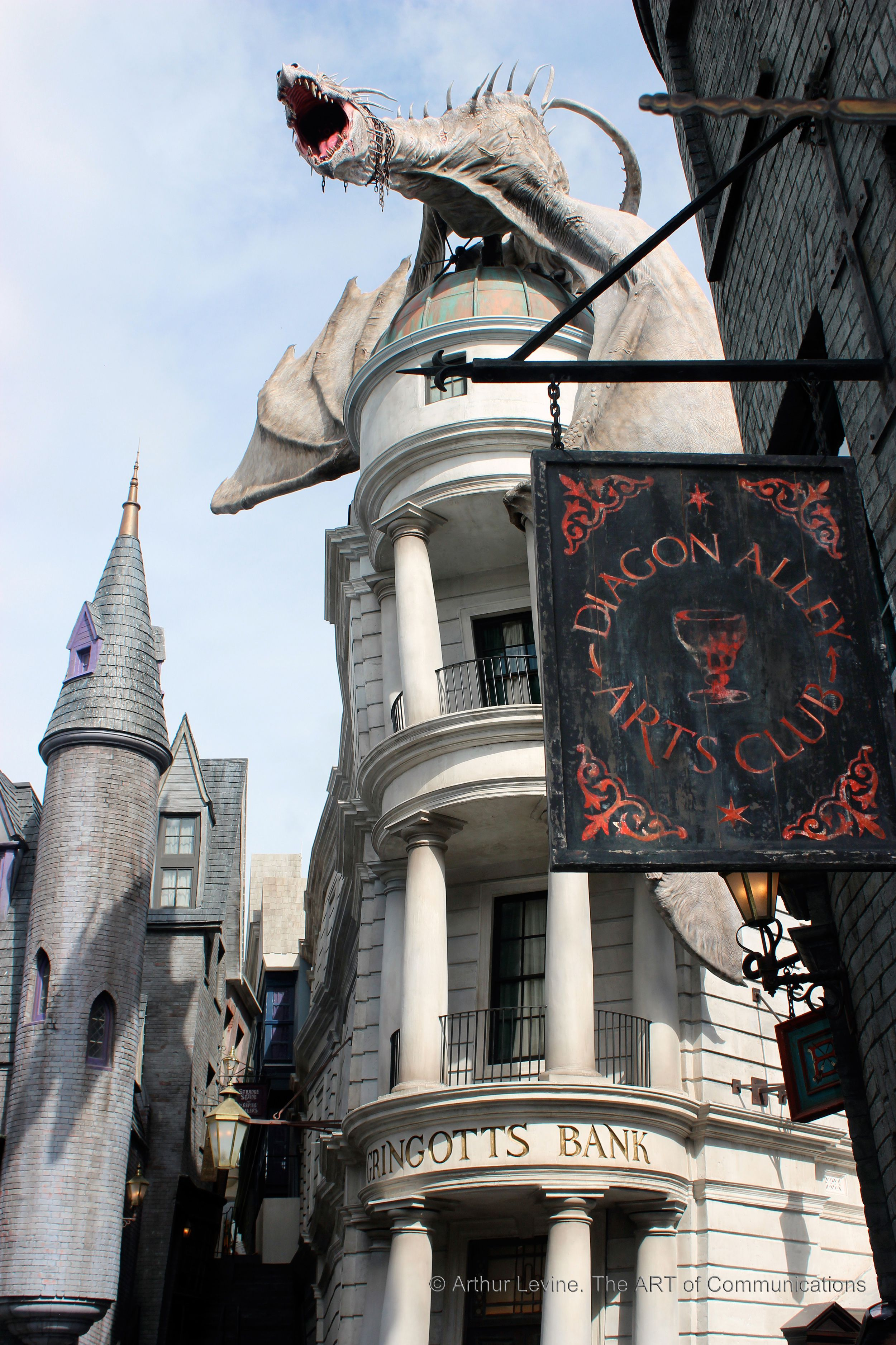Diagon Alley - Photos of The Wizarding World of Harry Potter