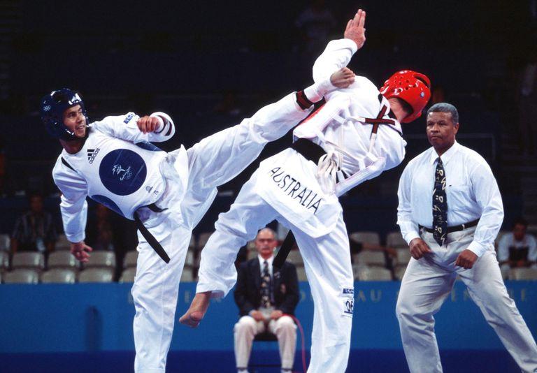 TAEKWONDO: OLYMPISCHE SPIELE SYDNEY 2000