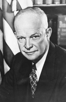 President Dwight Eisenhower