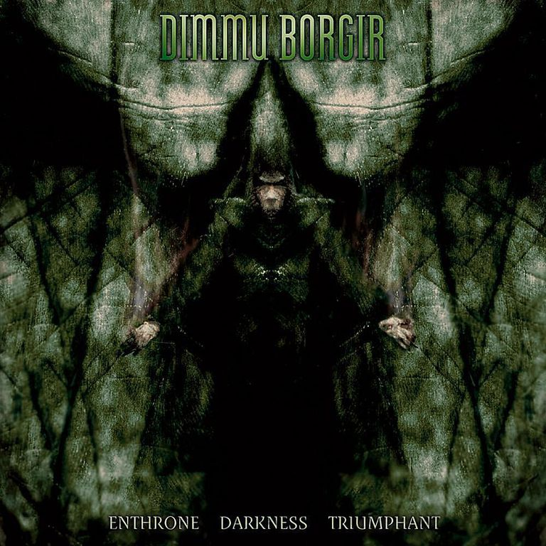 Dimmu Borgir - 'Enthrone Darkness Triumphant'